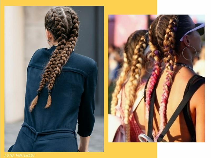 penteadoscomtrancas2 - Tranças: 3 penteados para TODOS os tipos de cabelo