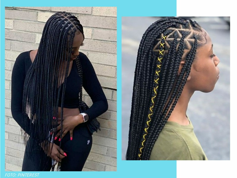 penteadoscomtrancas3 - Tranças: 3 penteados para TODOS os tipos de cabelo