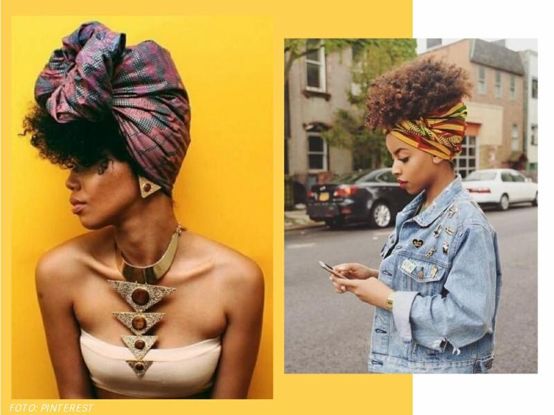amarrarturbante2 - Hair power: 4 formas de amarrar turbante sozinha!