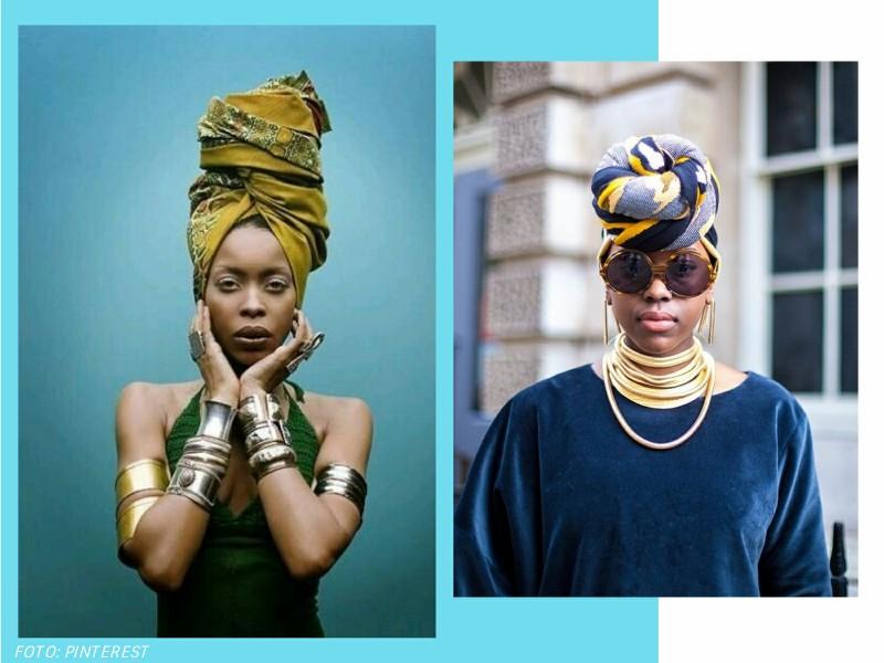 amarrarturbante3 - Hair power: 4 formas de amarrar turbante sozinha!