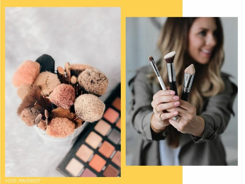 comolimparpinceisdemaquiagem2 2 - Como limpar pincéis de maquiagem? Te contamos!