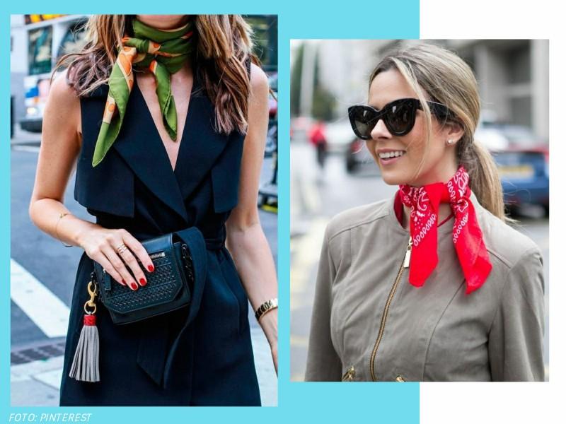 comousarlencos3 - Trend alert: como usar lenços e atualizar o look sem esforço