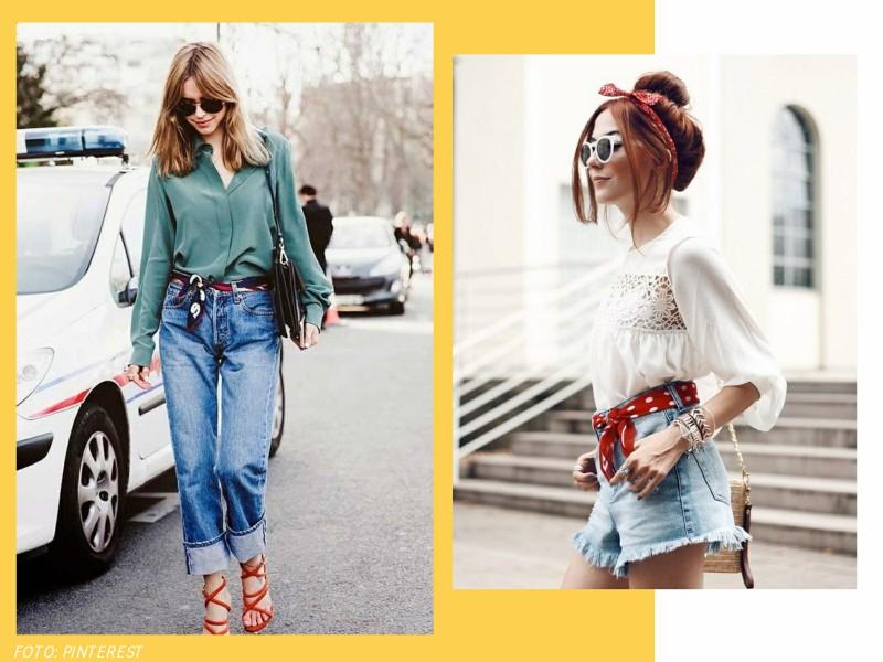 comousarlencos5 - Trend alert: como usar lenços e atualizar o look sem esforço