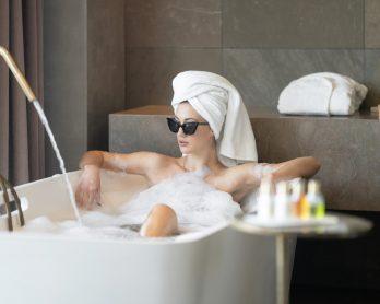 Relax total: monte um spa em casa e tenha dias perfeitos! - Spa em casa