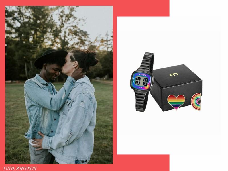 colecaopride12 - Coleção Pride: Explore os novos Relógios LGBT da Mondaine!