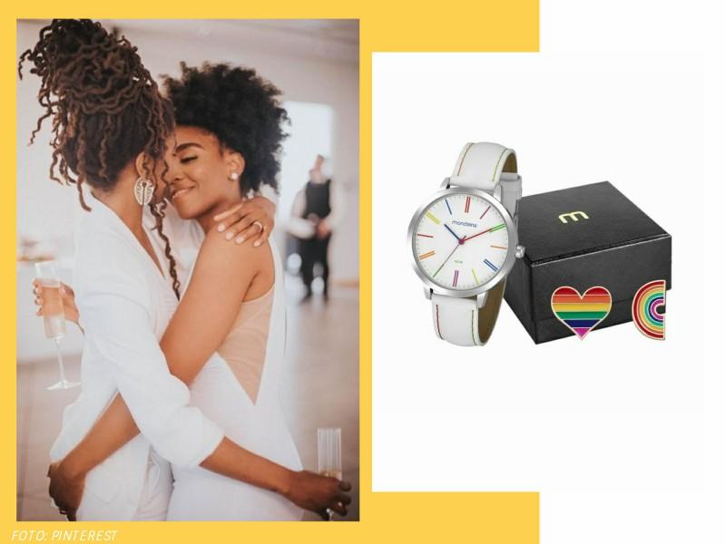 colecaopride21 - Coleção Pride: Explore os novos Relógios LGBT da Mondaine!