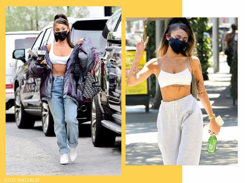 arianagrande5 2 - Desvendando o look: Ariana Grande