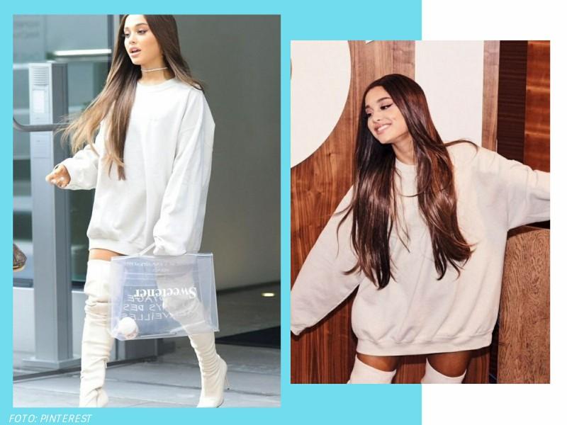 arianagrande6 2 - Desvendando o look: Ariana Grande