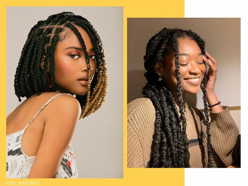 trancasafro2 1 - 4 ideias de tranças afro MARAVILHOSAS para testar já!
