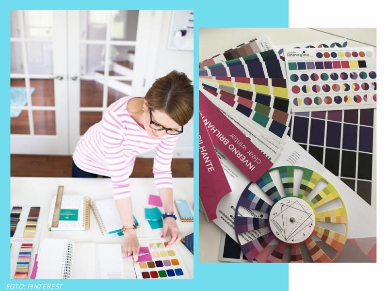 analisecromatica3 - Para colorir: o Guia Completo da Análise Cromática