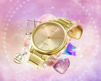 colecaosignosmondaine 1 348x278 - Coleção Signos: os relógios ideais para quem AMA astrologia!