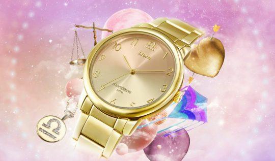 colecaosignosmondaine 1 540x317 - Coleção Signos: os relógios ideais para quem AMA astrologia!