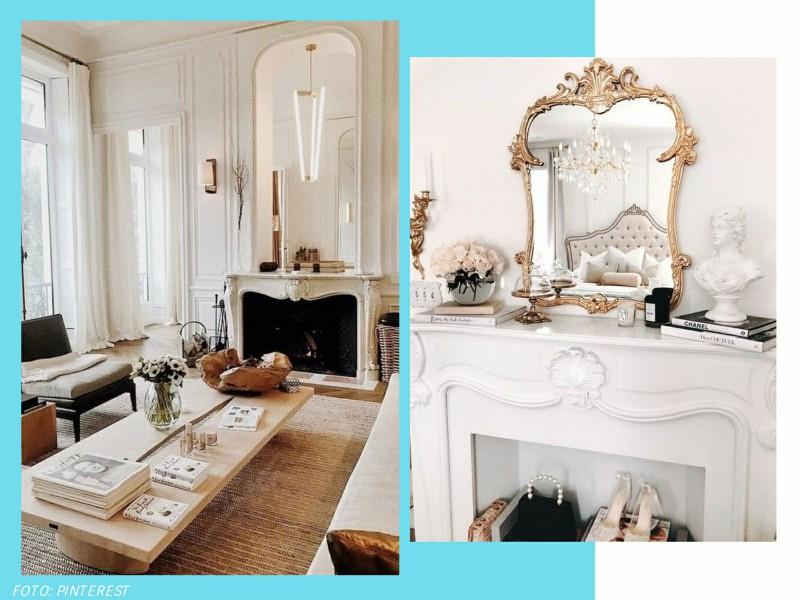decoracaoparisiensecomobjetosretro6 - Oui oui: ideias de decoração parisiense com objetos retrô
