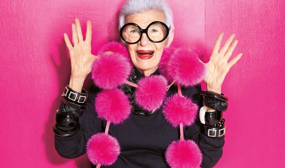 irisapfel 1080x635 - 100 anos de Íris Apfel: a história de um ícone fashion