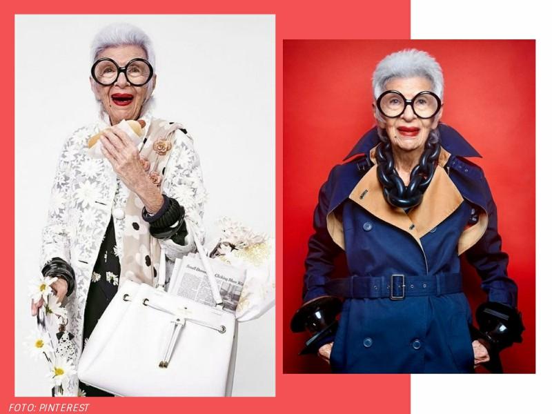 irisapfel1 - 100 anos de Íris Apfel: a história de um ícone fashion