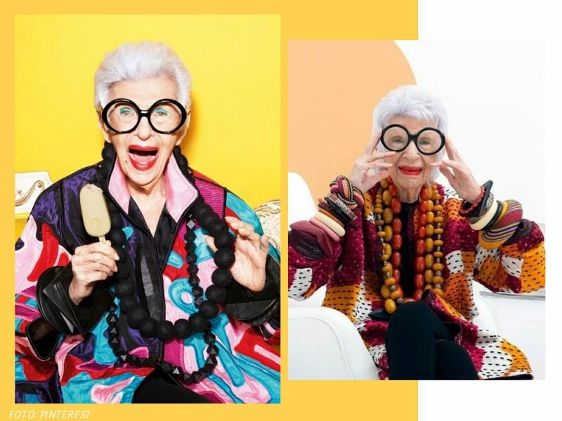 irisapfel2 - 100 anos de Íris Apfel: a história de um ícone fashion