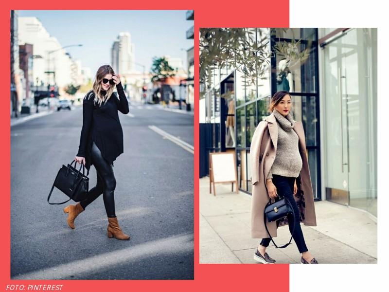 modagestante1 - Moda gestante: descubra como ficar cool e superconfortável