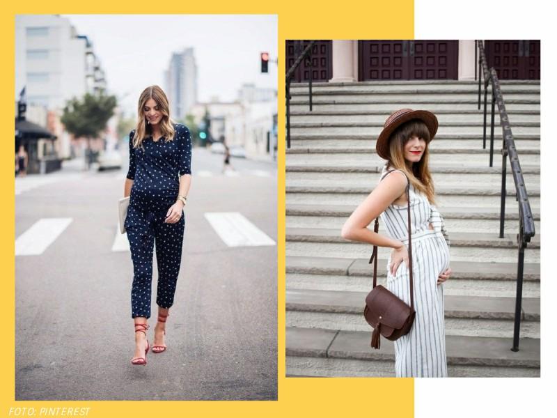 modagestante2 - Moda gestante: descubra como ficar cool e superconfortável