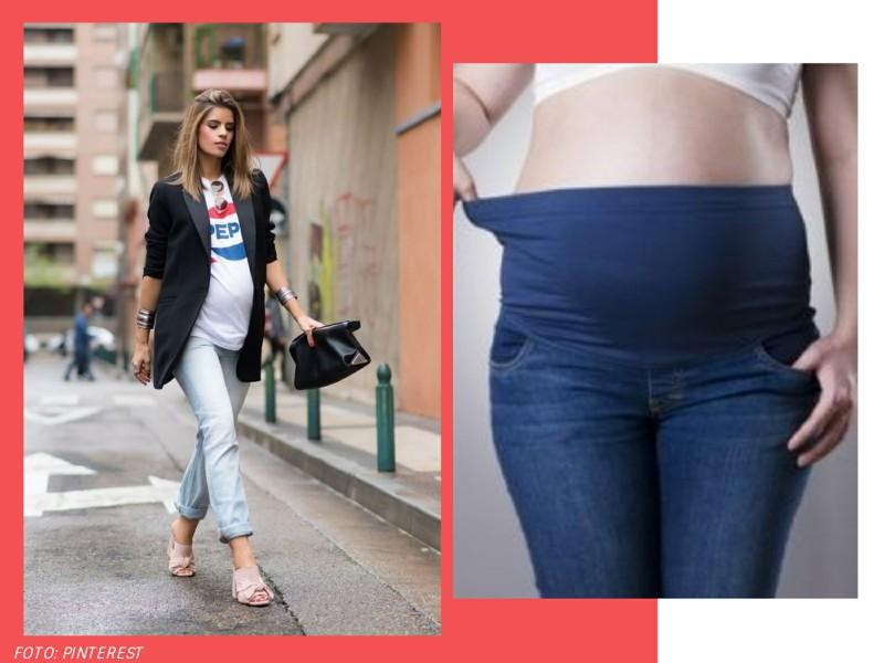 modagestante4 - Moda gestante: descubra como ficar cool e superconfortável